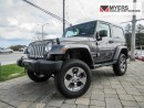Used 2016 Jeep Wrangler SAHARA, NAV, TWO TOPS, TWO SETS OF WHEELS for sale in Ottawa, ON