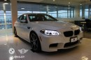 Used 2016 BMW M5 With Ultimate Package!! for sale in Langley, BC