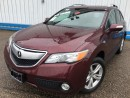Used 2013 Acura RDX Tech Package AWD *NAVIGATION* for sale in Kitchener, ON