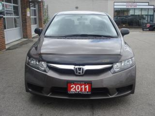 Used 2011 Honda Civic DX-G for sale in Scarborough, ON