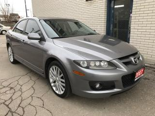 Used 2007 Mazda MAZDASPEED6 AWD • 274HP! • No Accidents for sale in Scarborough, ON