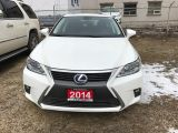 Photo of White 2014 Lexus CT 200h