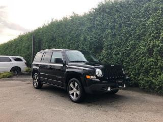 Used 2017 Jeep Patriot High Altitude Edition + NO EXTRA DEALER FEES for sale in Surrey, BC
