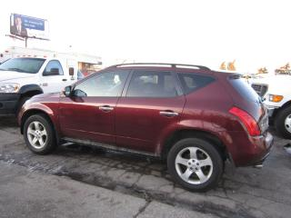 Used 2005 Nissan Murano SL 4X4 SUV for sale in North York, ON