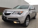Used 2010 Acura MDX PREMIUM for sale in Mississauga, ON