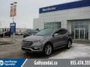 Used 2017 Hyundai Santa Fe Sport 2.0T Ultimate Nav, 360 Camera, Pano Roof for sale in Edmonton, AB