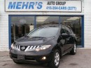 Used 2009 Nissan Murano SL AWD Loaded Back up Cam Dual Sunroof for sale in Scarborough, ON