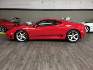 2003 Ferrari 360 Modena 6-Speed Manual