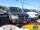 Used 2015 Dodge Grand Caravan CVP | ONE OWNER for sale in London, ON
