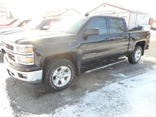 Used 2015 Chevrolet Silverado 1500 LT/Z71 for sale in Cameron, ON