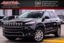 New 2017 Jeep Cherokee NEW Car High Altitude|Nav|Backup Cam|HTD Frnt Seats|Keyless_Go w/R.Start|18