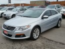Used 2009 Volkswagen Passat CC Sportline for sale in Brampton, ON