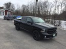 Used 2016 RAM 1500 BLACK EXPRESS only 320 km New Truck for sale in Perth, ON