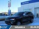 Used 2016 Jeep Grand Cherokee Limited LEATHER SUNROOF for sale in Edmonton, AB