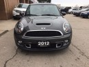 Used 2012 MINI Cooper S for sale in Mississauga, ON