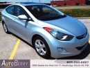 Used 2012 Hyundai Elantra GLS - 1.8L - 6 SPEED for sale in Woodbridge, ON