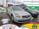 Used 2009 Nissan Altima 2.5 S | LEATHER | ROOF for sale in London, ON