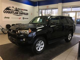 Used 2015 Toyota 4Runner SR5  for sale in Coquitlam, BC