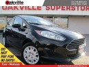 Used 2014 Ford Fiesta S | ONE OWNER | A/C | | BLUE TOOTH for sale in Oakville, ON