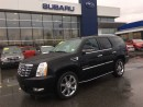 Used 2010 Cadillac Escalade Navigation/DVD for sale in Port Coquitlam, BC