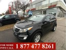 Used 2013 Kia Sportage LX, Bluetoth, Heated seats, Alloy wheels for sale in Mississauga, ON
