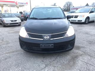 Used 2008 Nissan Versa Sedan for sale in Cambridge, ON