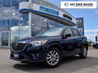 Used 2016 Mazda CX-5 GS FWD |ONE OWNER|NO ACCIDENTS|1.99% FINANCING AVA for sale in Mississauga, ON