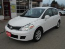 Used 2012 Nissan Versa 1.8 SL for sale in Guelph, ON