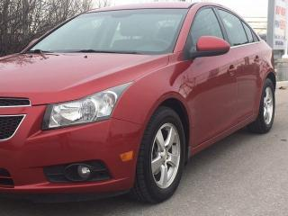 Used 2011 Chevrolet Cruze LT Turbo+ **ACCIDENT FREE** for sale in Brampton, ON
