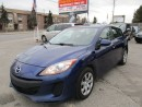 Used 2012 Mazda MAZDA3 GX**JUST ARRIVED ** for sale in Scarborough, ON