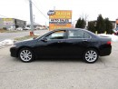 Used 2007 Acura TSX Sunroof   Leather for sale in North York, ON