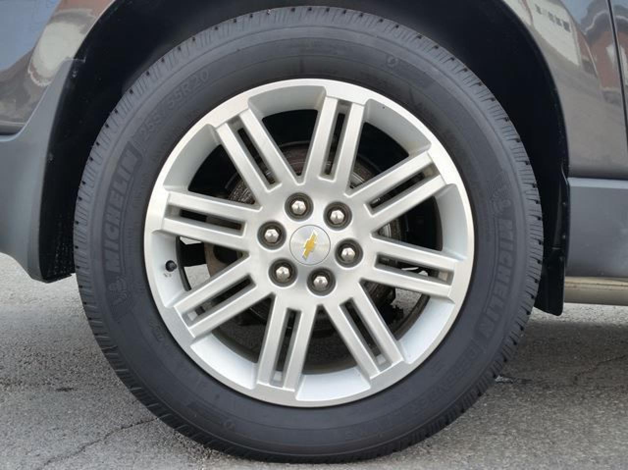 2014 Chevrolet Traverse LT AWD