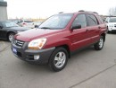 Used 2006 Kia Sportage LX V6 for sale in Hamilton, ON