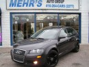 Used 2008 Audi A3 Frontier 2.0T S4 Black Alloys Dual Sunroof for sale in Scarborough, ON