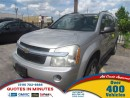 Used 2007 Chevrolet Equinox LS | GREAT CATCH | CERTIFIED for sale in London, ON