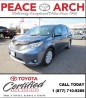 Used 2015 Toyota Sienna XLE-NAVAGATION/BACKUPCAM/SUNROOF for sale in Surrey, BC