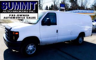 Used 2011 Ford E250 EXTENDED | CAR-PROOF CLEAN for sale in Richmond Hill, ON