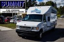 Used 2001 Ford E450 7.3L V8 DIESEL | E-TESTED & CERTIFIED for sale in Richmond Hill, ON