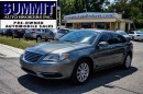 Used 2012 Chrysler 200 LX | CAR-PROOF CLEAN | BLUETOOTH | POWER OPTIONS for sale in Richmond Hill, ON