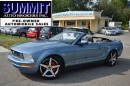 Used 2006 Ford Mustang Premium | LEATHER | NAVI | SOUND SYSTEM for sale in Richmond Hill, ON