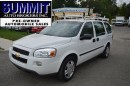 Used 2009 Chevrolet Uplander CARGO | ROOF RACK | SHELVING for sale in Richmond Hill, ON