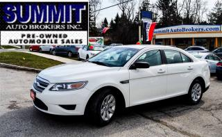 Used 2012 Ford Taurus SE | BLUETOOTH | CD | POWER OPTIONS for sale in Richmond Hill, ON