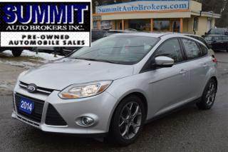 Used 2014 Ford Focus SE | HEATED SEATS | BLUETOOTH | SUNROOF | ALLOYS for sale in Richmond Hill, ON