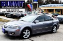 Used 2006 Mazda MAZDA6 GS-V6 | 1 YEAR/20,000 KM WARRANTY | E-TESTED & CER for sale in Richmond Hill, ON