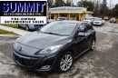 Used 2011 Mazda MAZDA3 Sport GT | HEATED SEATS | LEATHER SEATS | SUNROOF for sale in Richmond Hill, ON