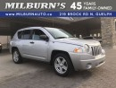 Used 2008 Jeep Compass sport 4x4 for sale in Guelph, ON