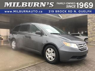 Used 2013 Honda Odyssey LX for sale in Guelph, ON
