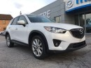 Used 2014 Mazda CX-5 GT NAV / LEATHER SEATING / SUNROOF-TORONTO for sale in North York, ON