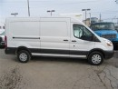 Used 2016 Ford T-250 Transit Long Version with Medium roof cargo van for sale in Richmond Hill, ON