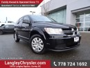 Used 2016 Dodge Journey CVP/SE Plus for sale in Surrey, BC
